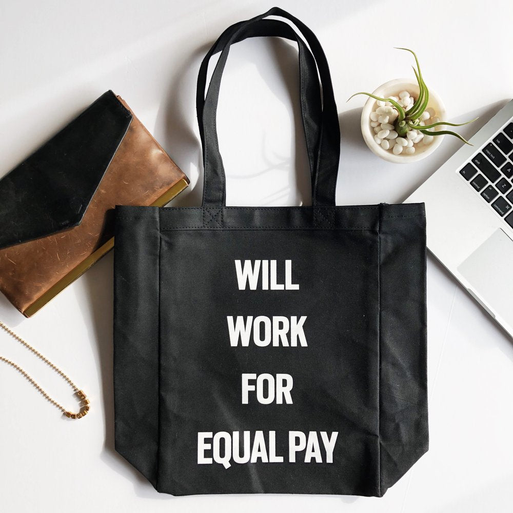 EQUAL PAY TOTE