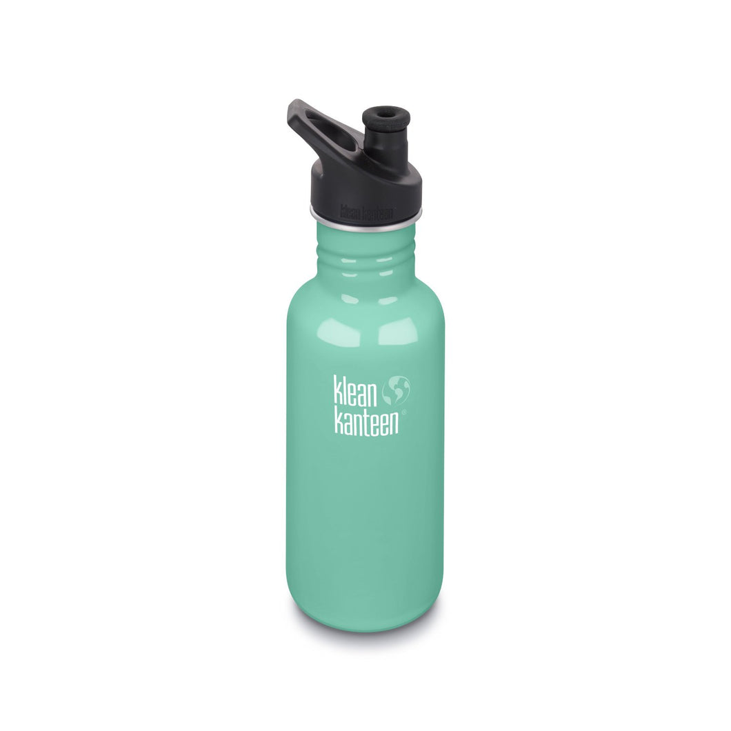 Gourde Sea Crest - 532 ml - Klean Kanteen - Green & Folk