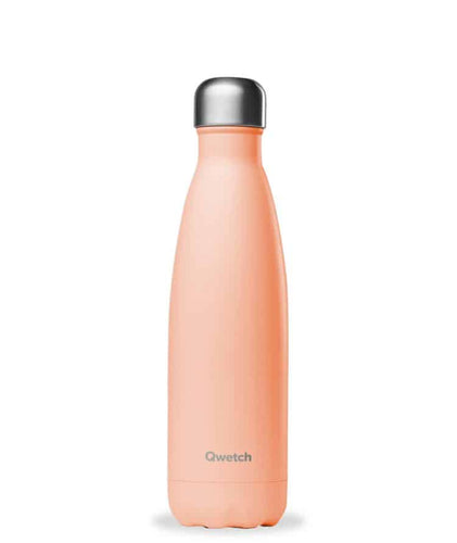 Gourde isotherme 500 ml - Pastel Pêche