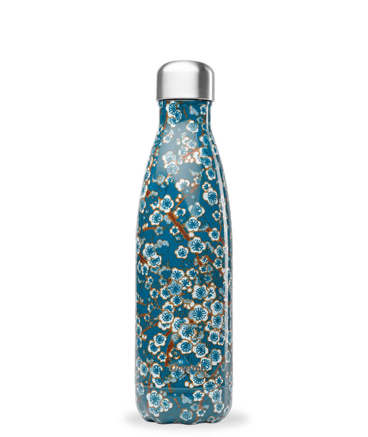 Gourde isotherme 500 ml - Flowers Blue