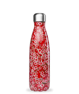 Gourde isotherme 500 ml - Flowers Rouge