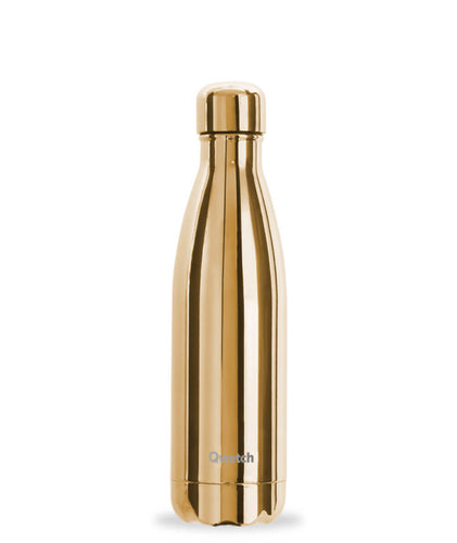 Gourde isotherme 500 ml - Metallic Gold