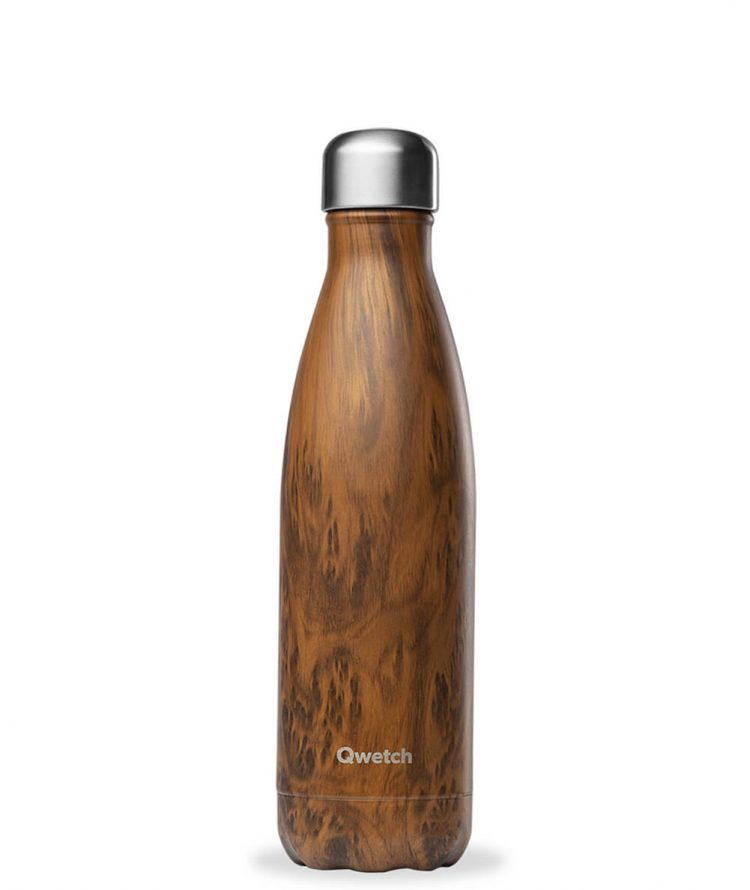 Gourde isotherme 500 ml - Wood