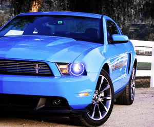 2010-2012 Ford Mustang Halo Kit