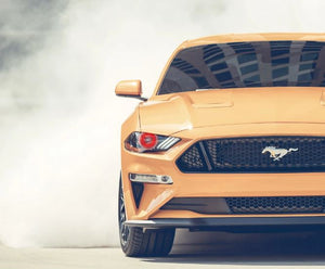 2018+ Ford Mustang Projector Halo Kit