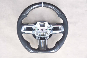 Carbon Fiber Steering Wheel