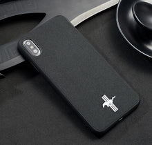 Load image into Gallery viewer, Alcantara Ford Mustang / Shelby Phone Case
