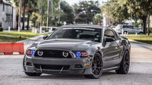 2013-2014 Ford Mustang Halo Kit
