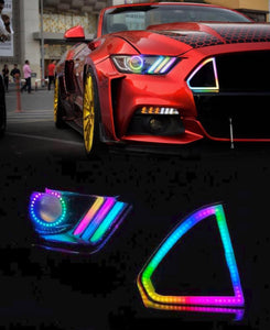 2015-2017 Ford Mustang DRL Boards