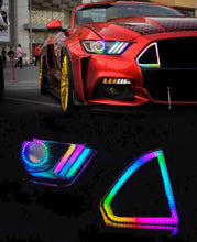 Load image into Gallery viewer, 2015-2017 Ford Mustang GT DRL Grille Lighting Kit