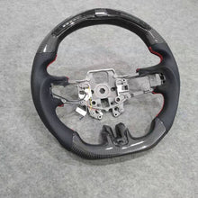 Load image into Gallery viewer, Carbon Fiber LED Steering Wheel