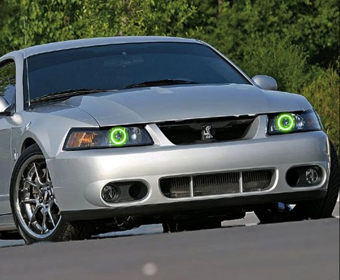 1999-2004 Ford Mustang Halo Kit
