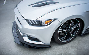 2015-2017 Ford Mustang California Special Front Splitter