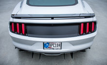 Load image into Gallery viewer, 2015-2017 Ford Mustang Rear Diffuser