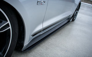 2015-2017 Ford Mustang Side Skirts