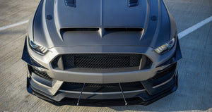 2015-2019 Shelby GT350/GT350R Canards