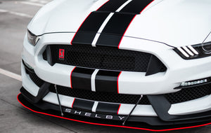 2015-2020 Ford Mustang Shelby GT350 Front Splitter (OEM Bumper)