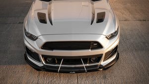 2015-2017 Ford Mustang Roush Front Splitter