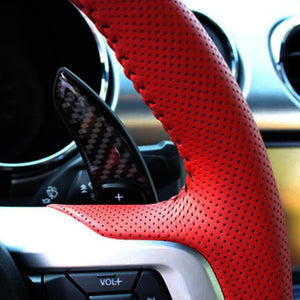 Carbon Fiber Paddle Shift Extensions