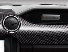 Load image into Gallery viewer, Carbon Fiber Dashboard Trim Cover