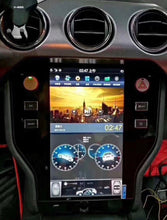 "Load image into Gallery viewer, 11.8"" Vertical Touchscreen Infotainment System"