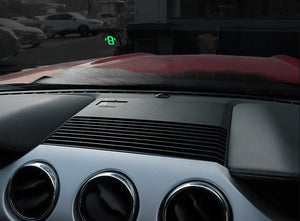 Heads Up Display (HUD)
