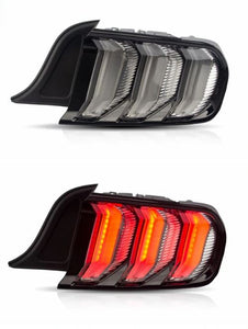 2018+ Style s550 Mustang LED Taillights