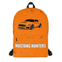 Load image into Gallery viewer, Mustang Hunters Backpack
