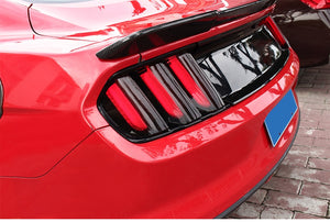 Taillight Blackout Covers - 2015-17 Mustangs