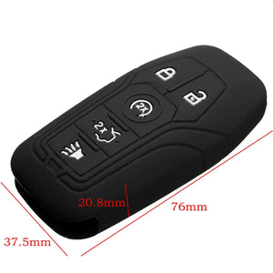 Ford Mustang Key Fob Silicone Case