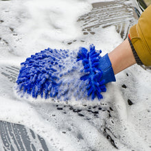 Load image into Gallery viewer, Microfiber Car Wash Mitt