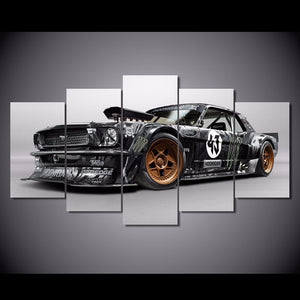 RTR Ford Mustang Wall Art