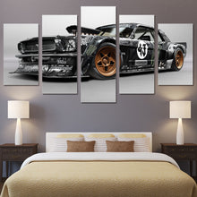 Load image into Gallery viewer, RTR Ford Mustang Wall Art