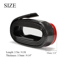 Load image into Gallery viewer, Universal Carbon Fiber Lip/Skirt Protector