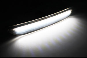 LED Front Side Marker Lights (Smoked)