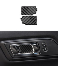 Load image into Gallery viewer, Carbon Fiber Door Handles Trim