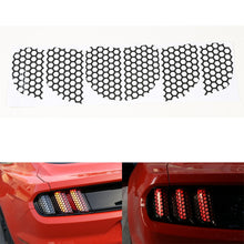 Load image into Gallery viewer, Tail Light Honeycomb Overlay Vinyl