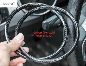 Carbon Fiber Instrument Cluster Display Ring