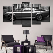 Load image into Gallery viewer, Shelby GT500 'Eleanor' Wall Art