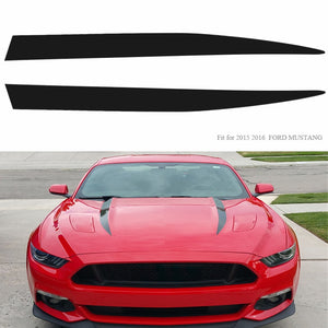 Hood Accent Decal