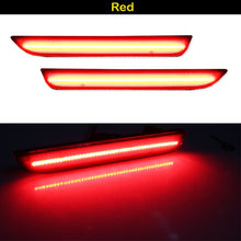 Load image into Gallery viewer, LED Rear Side Marker Lights (Smoked/Clear)