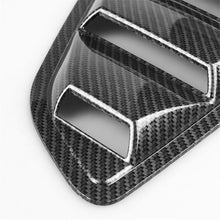 Load image into Gallery viewer, Carbon Fiber Quarter Window Louvers