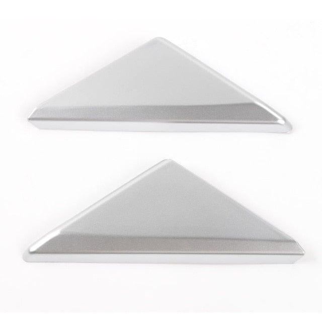 Front Door Window Triangle Trim
