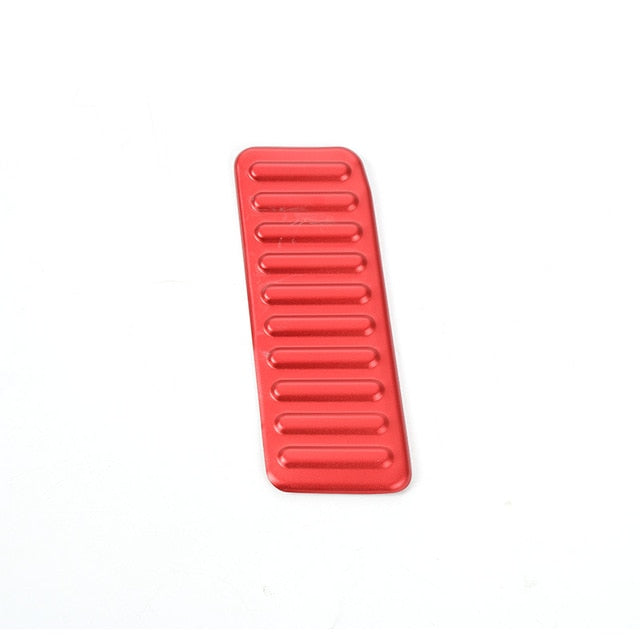 Aluminum Foot Rest Anti Slip Cover