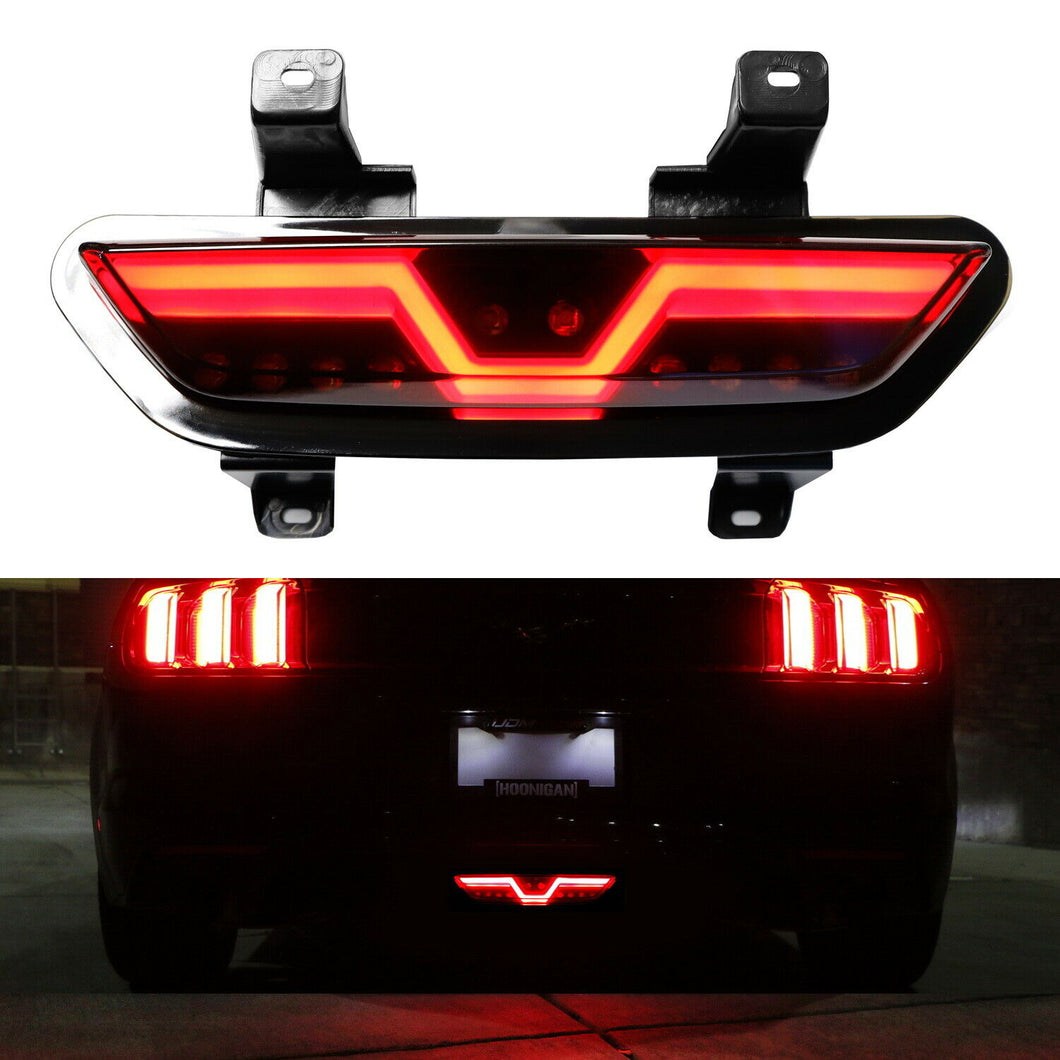 Smoked Lens LED Rear Reverse/Fog Light