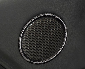 Carbon Fiber Door Speaker Trim