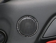 Load image into Gallery viewer, Carbon Fiber Door Speaker Trim