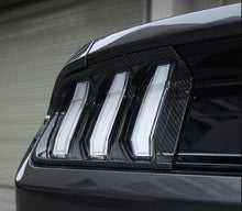 Load image into Gallery viewer, Carbon Fiber S550 Mustang Taillight Trim