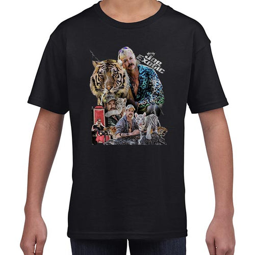Joe Exotic The Tiger King Fan Art Tshirt Shirt Kids Youth Children 6443
