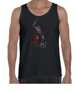 Master Of The Universe Cartoon Inspired Graphic Vest Tank Top Muscle Shirt Mens 3329